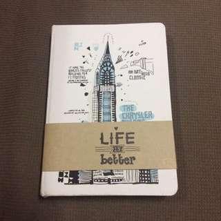 (Free Postage) Journal / Diary