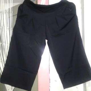 Kulot Black Pants
