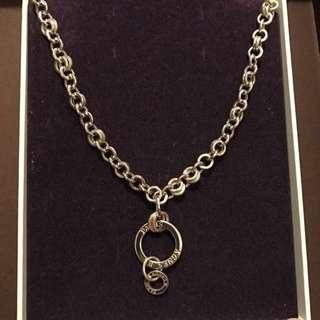 (2017 Sale) Agnes B 925 Silver Necklace 銀鍊