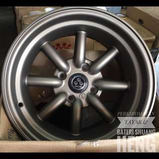 Watanabe Sport Rim For Sales