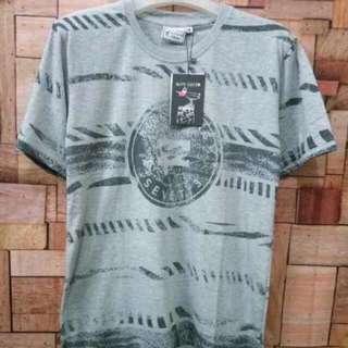 T-shirt Surfing Premiun Size M,L