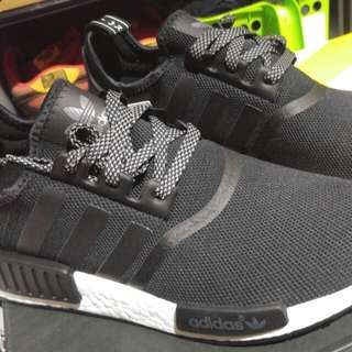 Adidas NMD R1 Reflective Black