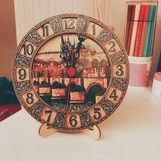 布拉格紀念時鐘