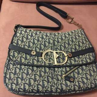 RESERVED Authentic Christian Dior Bag