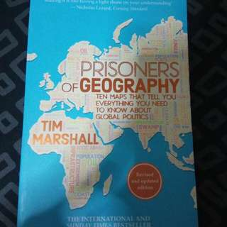 Prisoner Of Geography (Book)