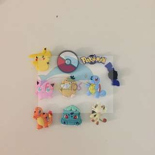 Pokémon -pikachu Shoe Charm / Accessory