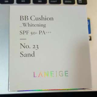 Laneige BB Cushion SAMPLE SIZE - Whitening