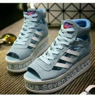 [REPRICE] Sepatu Import Biru (Size 39)