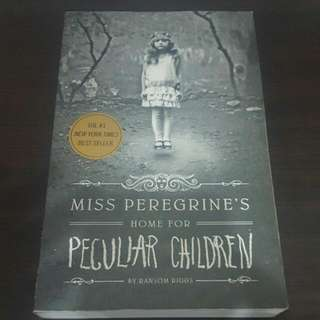 Miss Peregrine's Home For Peculiar Children (English)