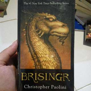 Brisingr. Christopher Paolini