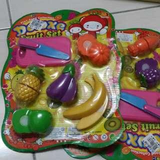 水果切盤玩具