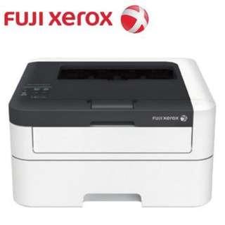 FUJI XEROX DocuPrint P225d黑白網路雷射印表機