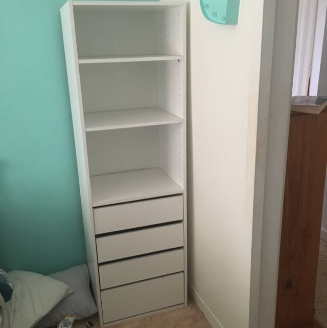 4 Draw Wardrobe Insert/ Chest Of Drawers
