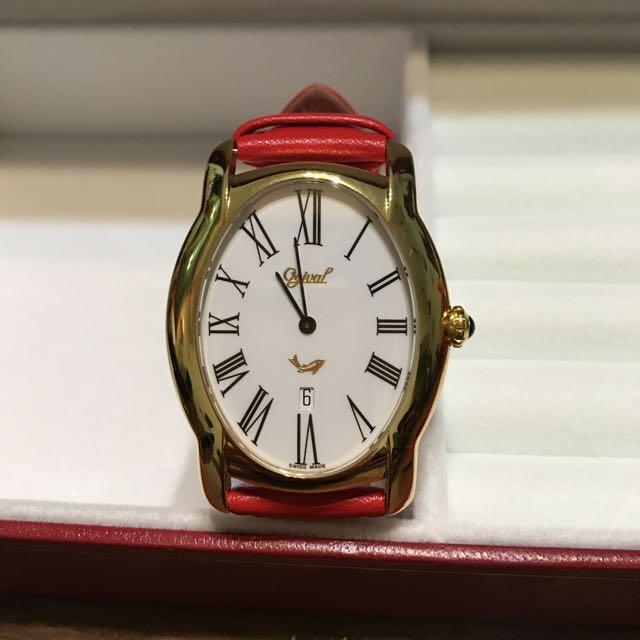 愛其華全新薄錶