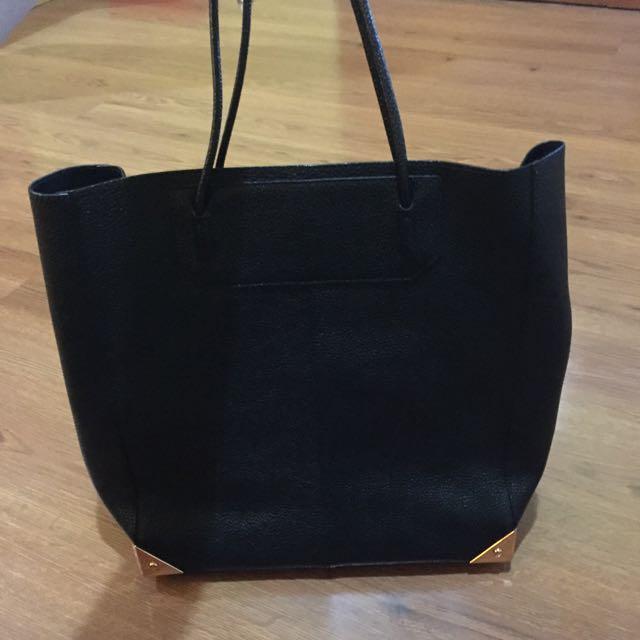 Alexander Wang Black Tote Bag