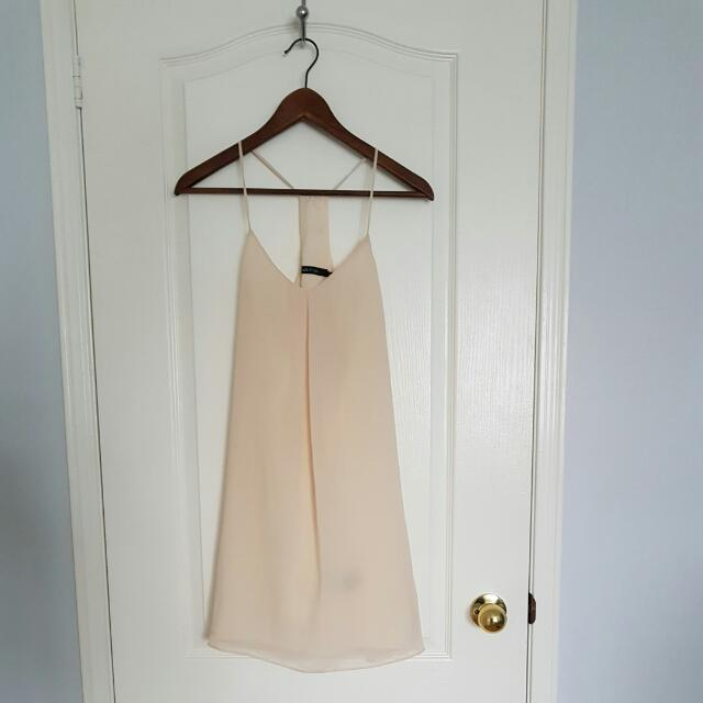Ark & Co Racer back Dress Size Small