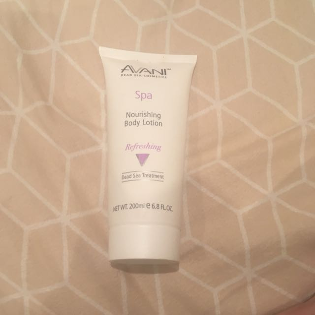 Avani Body Lotion