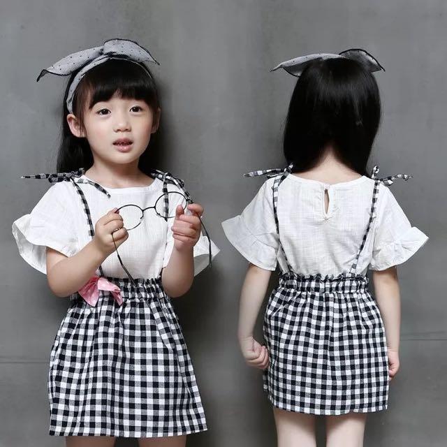2debbdc623f5 Baby Girl Dress toddler Dress Korean Fashion style new Born infant ...