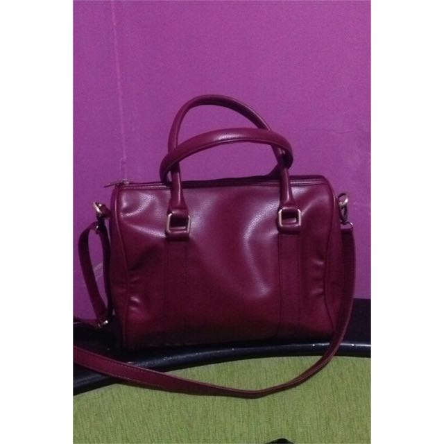 Candy Bag Maroon (New)