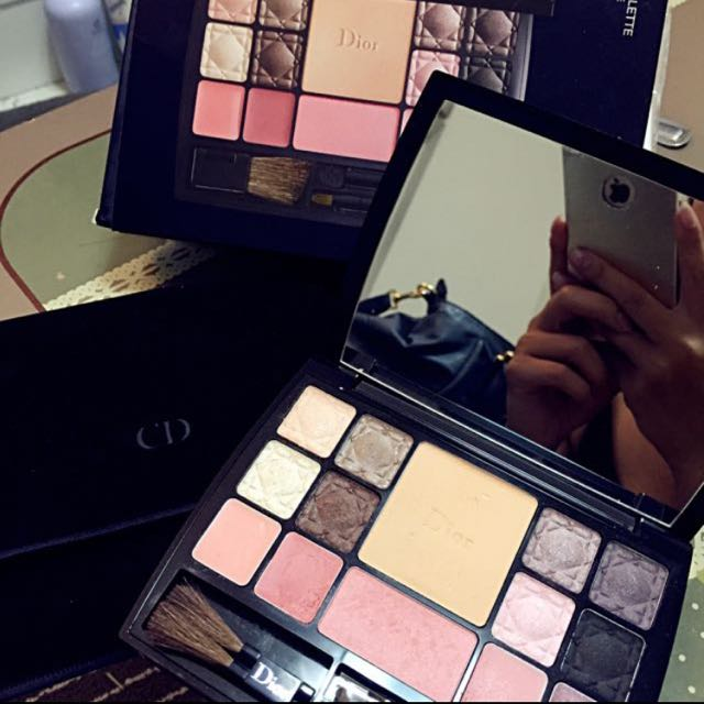CD Dior 彩妝盤