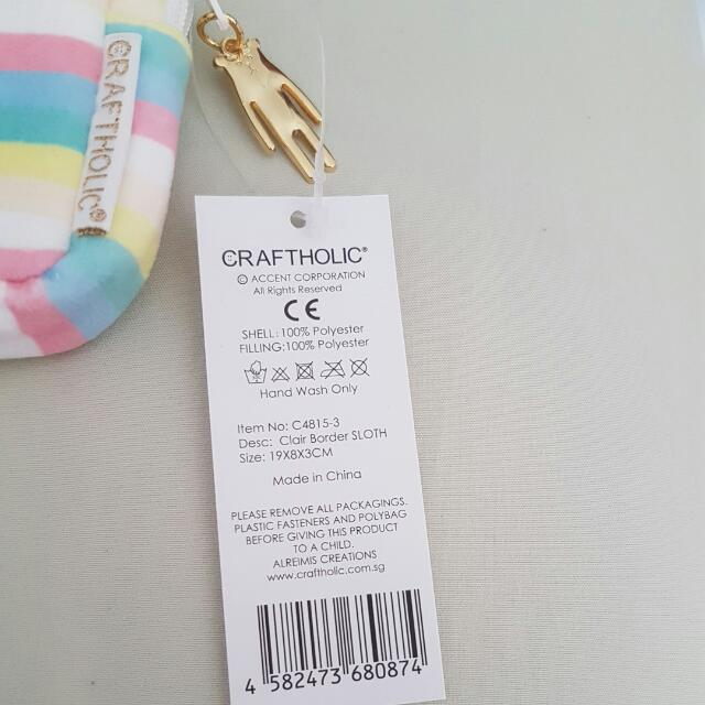 Craftholic Pouch
