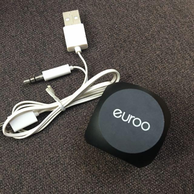 Euroo Portable Speaker