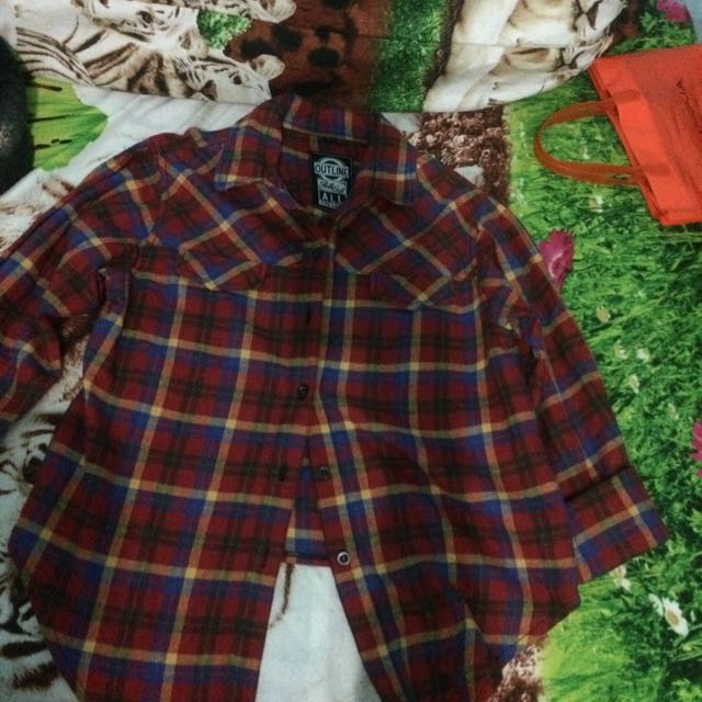 Flanell Crop