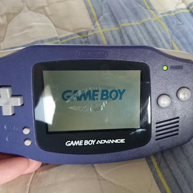 Gameboy彩色主機
