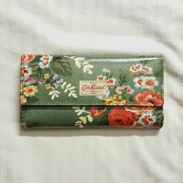 Inspired Cath Kidston Floral Wallet