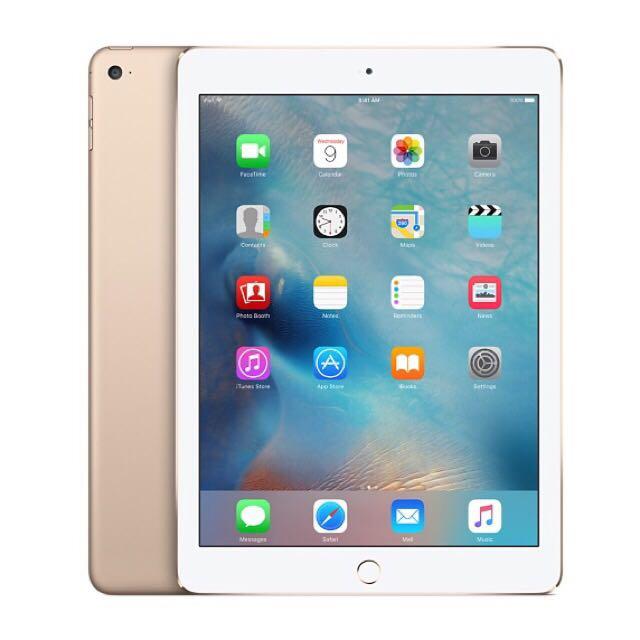 ipadair2 16G gold Wi-Fi 版 土豪金