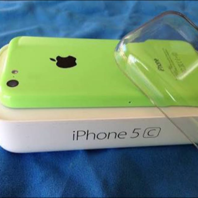 Iphone5c -green