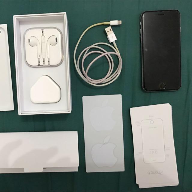 iPhone 6, 128gb, Space Grey