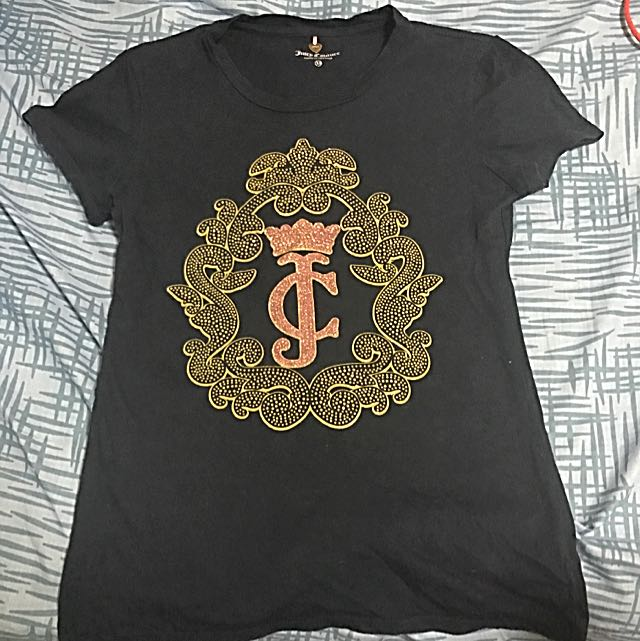 Juicy Couture Tshirt Auth