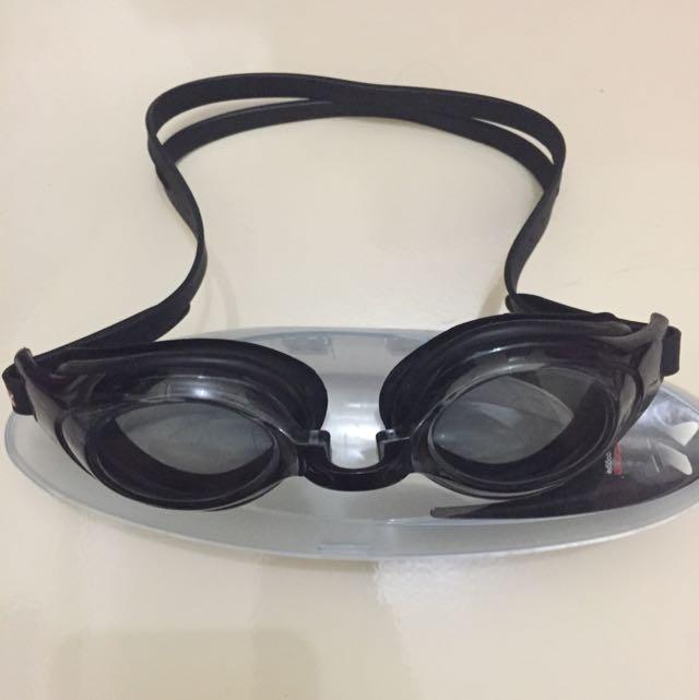 Kacamata Renang Minus(-)6 / Swimming Google
