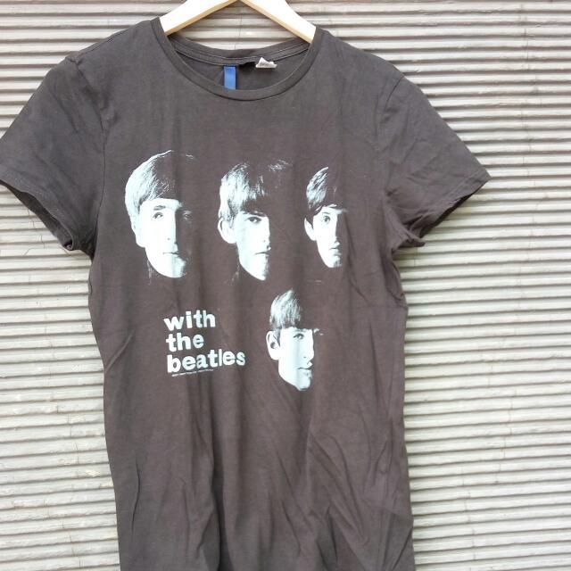 T HnmWomen's Beatles Kaos Shirt FashionClothesTops iuOXTwkPZl