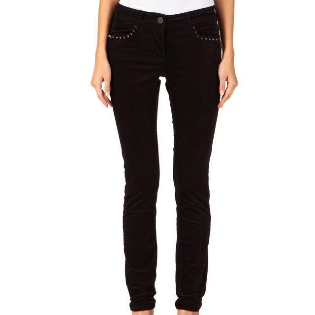 Maison Scotch Black Highwasted Jeans