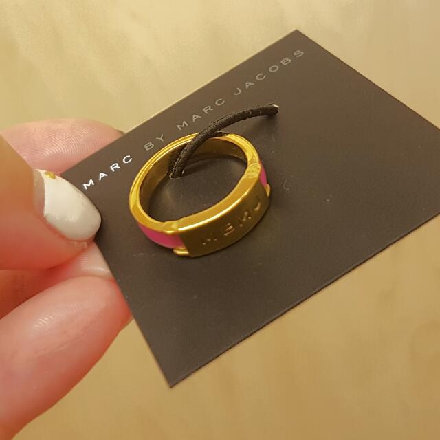 (降價)MBMJ 桃紅戒指