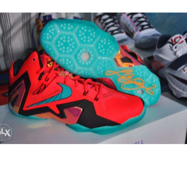 huge selection of 13217 01e46 Nike Lebron Elite Hero 11, Sports, Athletic   Sports Clothing on ...