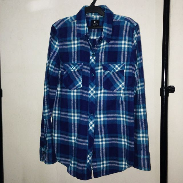 Nollie Flannel Long Sleeves Medium