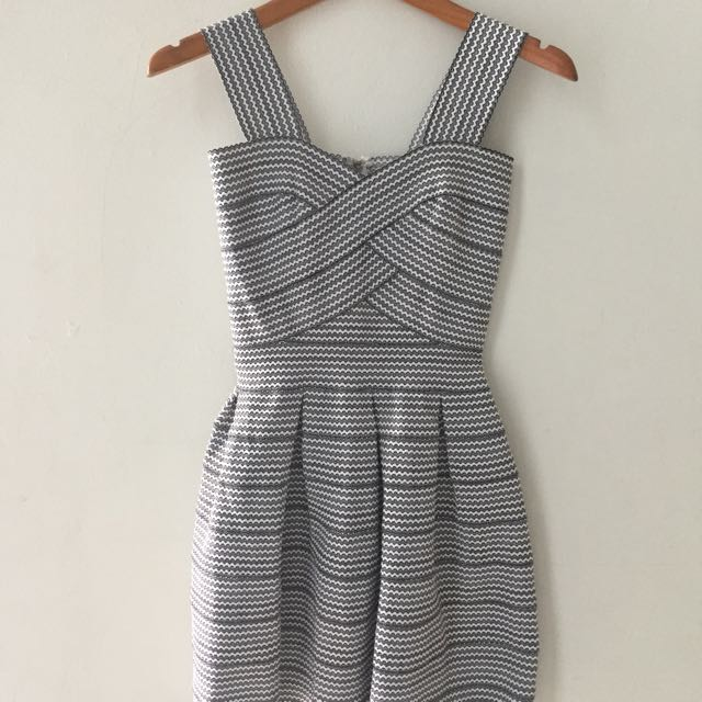 Nyla Stripe Dress