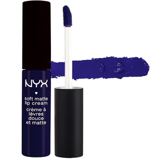 NYX Soft Matte Lip Cream (Moscow)