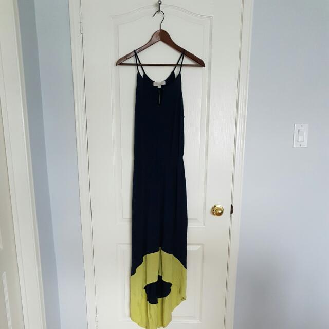 Olive & Oak Maxi Dress Size M