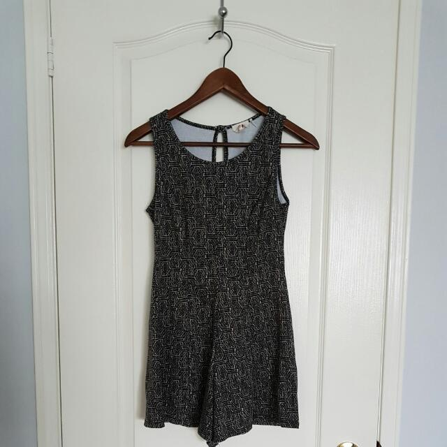 One Clothing Romper Size Small