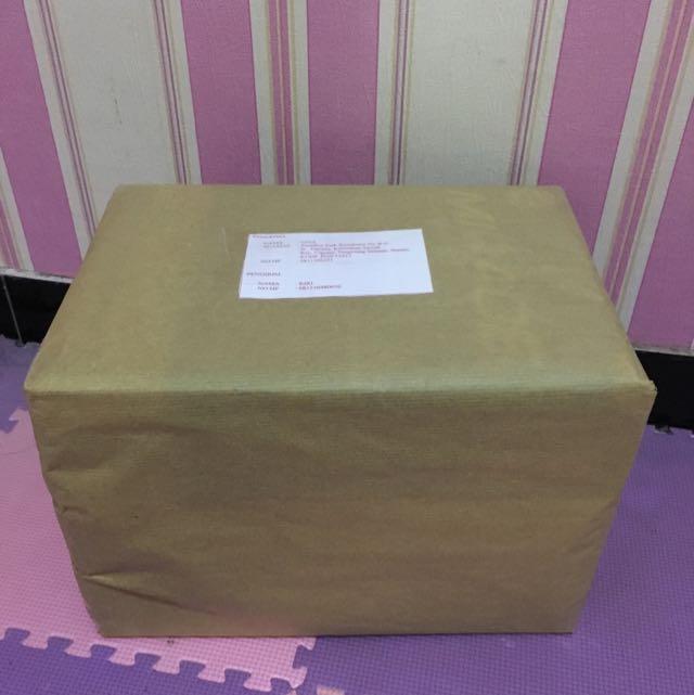Packaging For Furla😘