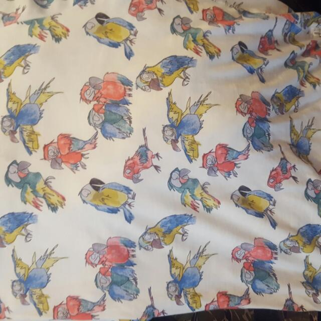 Rare Limited Edition Parrot Shirt Medium Size
