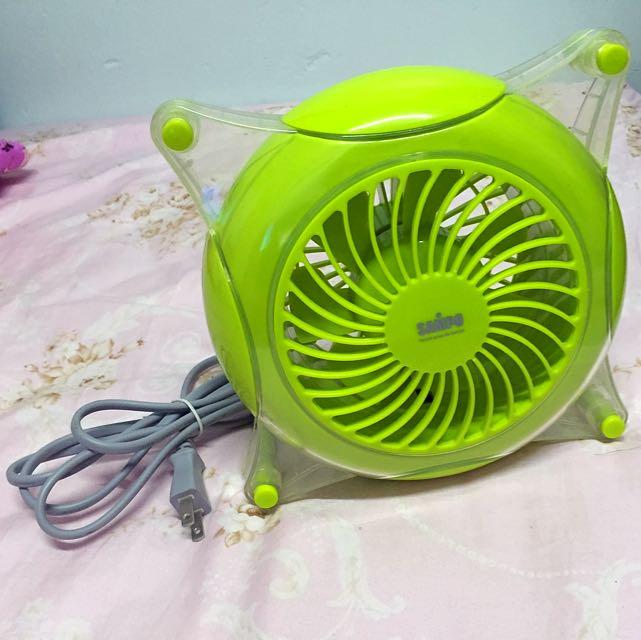 SAMPO聲寶九成新二手小風扇