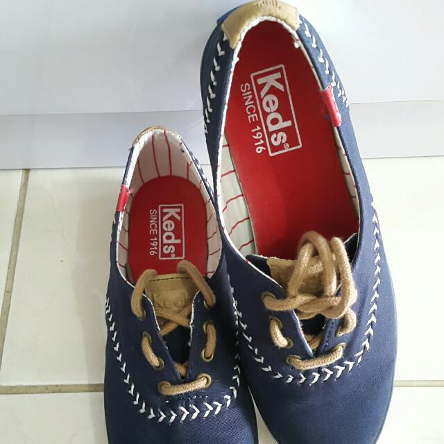 Sepatu KEDS Original 100%