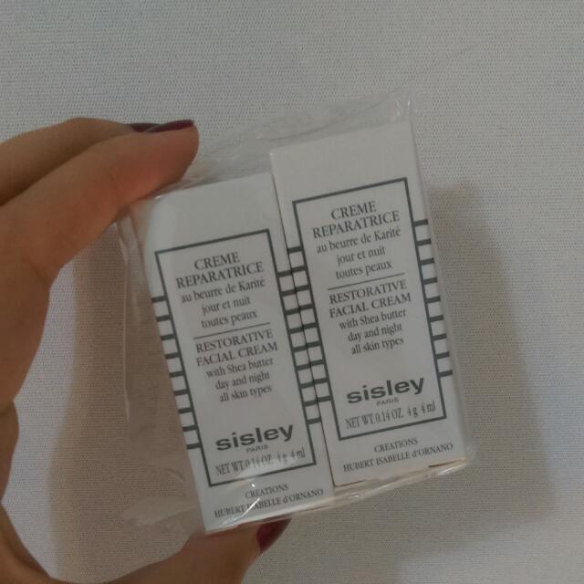 Sisley 修護面霜 兩條一起賣