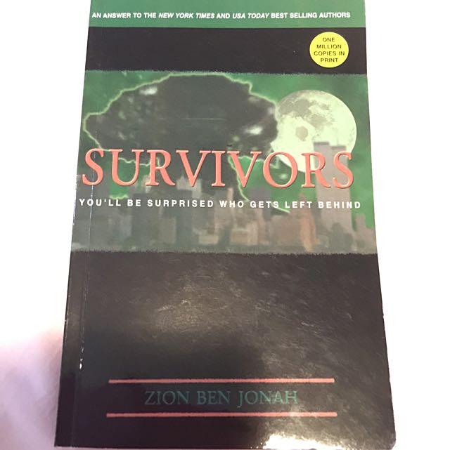 Survivors By Zion Ben Jonah
