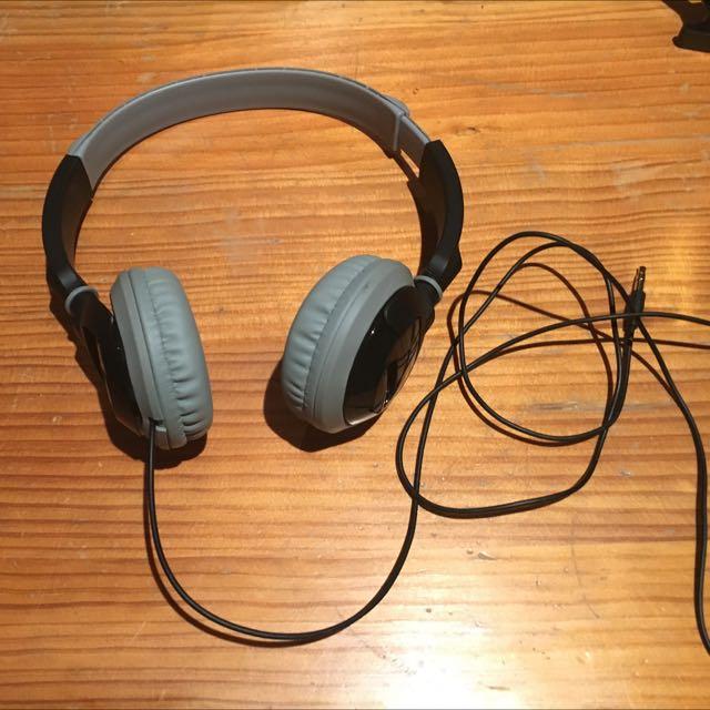 TDK Stereo Headphones